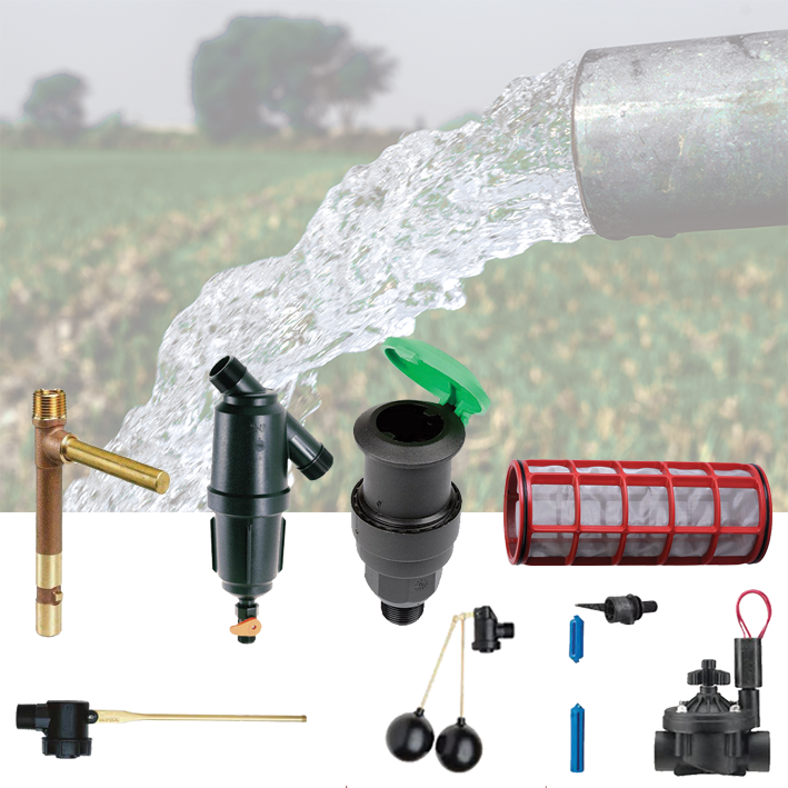 Filters, Floats & Valves