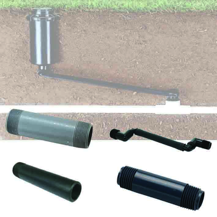 Pipe Risers & Swing Joints