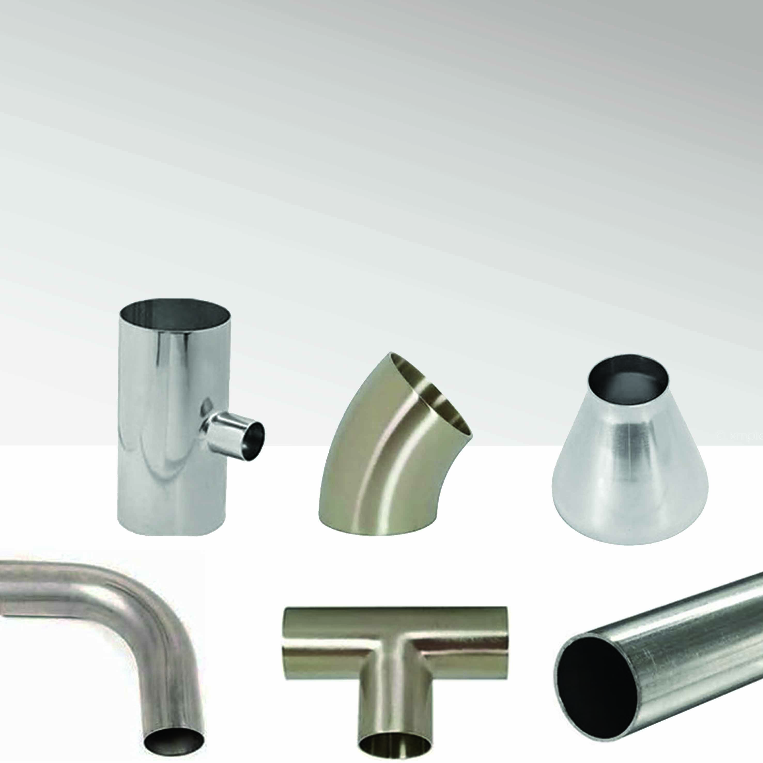 Stainless - Tube Sch 5
