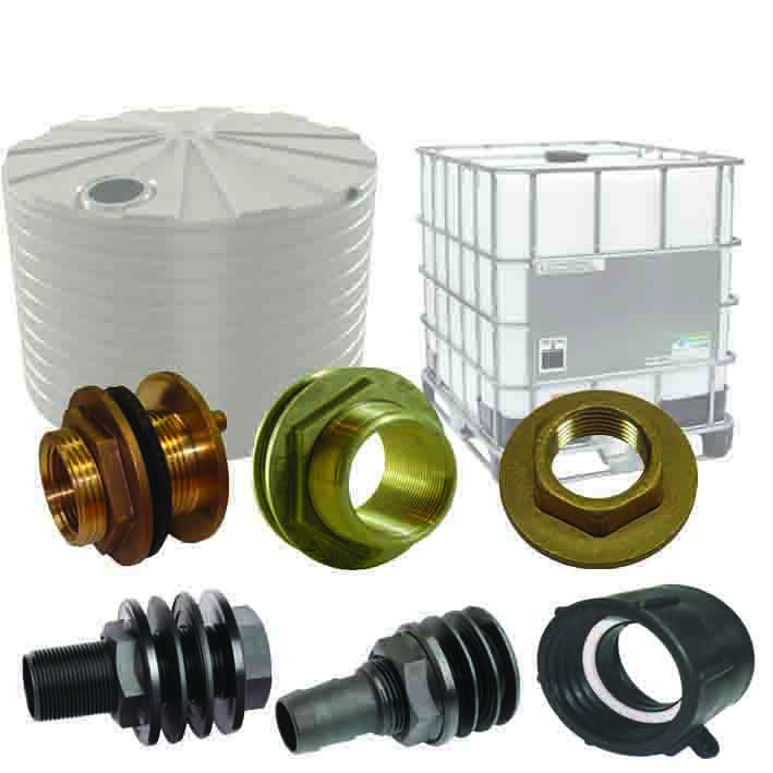 Tank & IBC Fittings